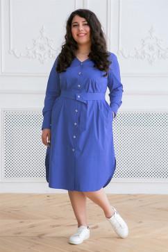 Платье-рубашка Tatiana ТЭССА
