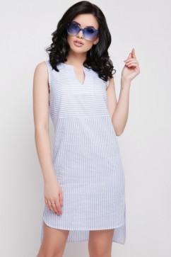 Платье с ассиметричным низом FashionUp Lily