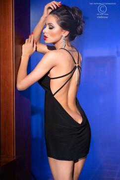 Платье с открытой спинкой ChiliRose CR-4239