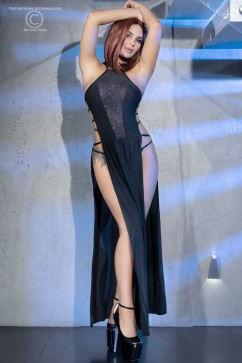 Эротическое платье ChiliRose CR-4391
