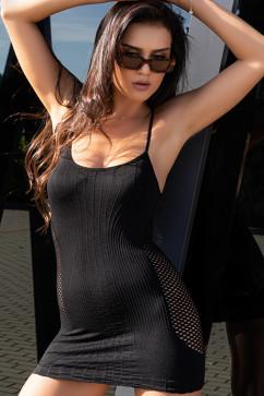 Платье с соблазнительными вырезами LivCo Corsetti Tunissin.