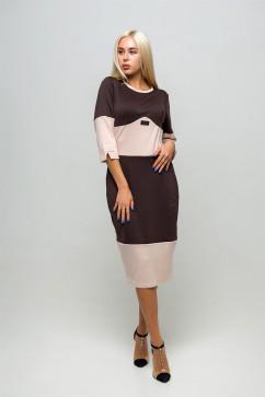 Платье The First Land of Fashion Тюльпан