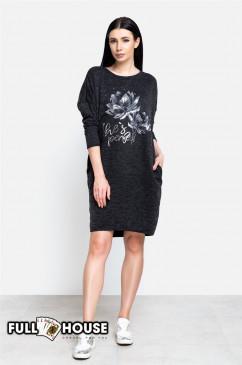 Платье-туника Full House swe21810-3