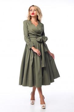 Платье Zuhvala Гвен длинный рукав