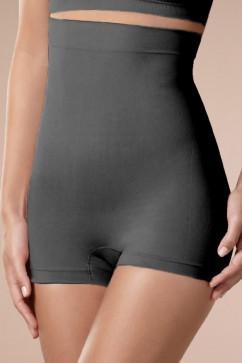 Утягивающее шорты с высокой талией на силиконе Plie 50099