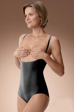 Корректирующее боди с открытой грудью Plie 50419