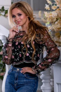 Праздничная блузка Seventeen 2672