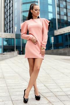 """Роскошное облегающее платье """"Naomi"""" Daminika 11825"""