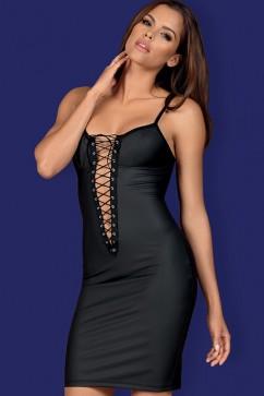 Сексуальное удлиненное платье Obsessive Rebella dress
