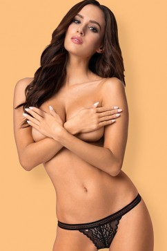 Сексуальные эластичные стринги Obsessive Ailay thong