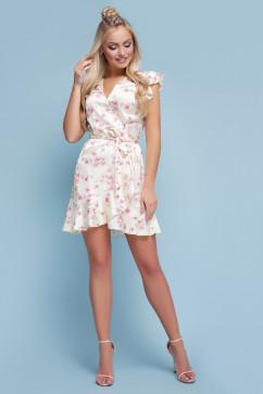 Шелковое платье на лето Glem Алиса б/р
