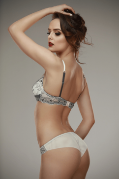 Слипы с узором L'amore Bridget panties