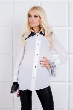 Стильная нежная блуза Domenica Р 1849