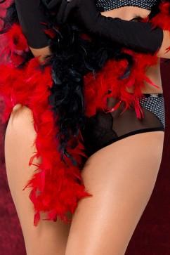 Стринги-бразилианки Ava Black Spinel AV 1812/b