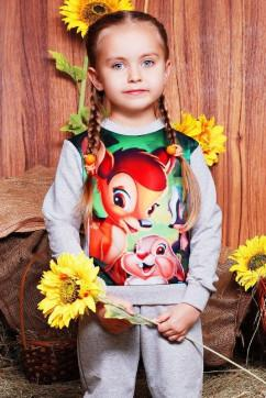 Свитшот Fashion Up Bambi KF-124