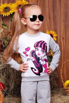 Свитшот Fashion Up Monster High KF-112