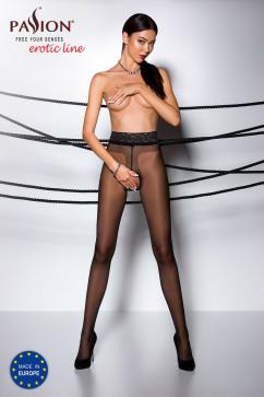 Тонкие нейлоновые колготки для секса Passion TIOPEN 001