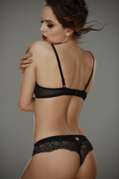 Трусики с кружевом L'amore Melina panties