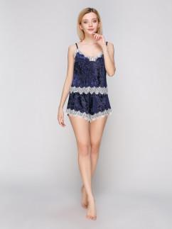 Велюровая пижама Serenade 5003