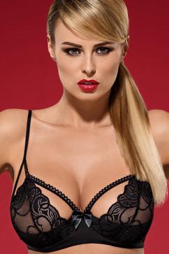 Эротический бюстгальтер Obsessive Wonderia bra
