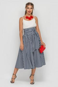 Юбка с высокой талией TessDress Skirt