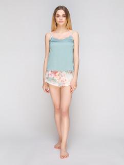 Женская пижама с цветочным принтом Serenade 46