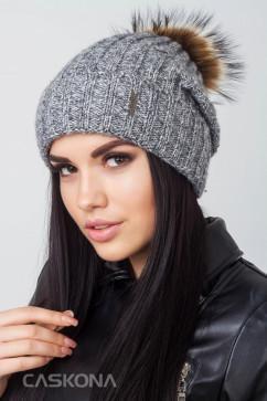 Женская шапка Caskona BECKY 2