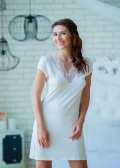 Женская сорочка из вискозы Effetto 0211