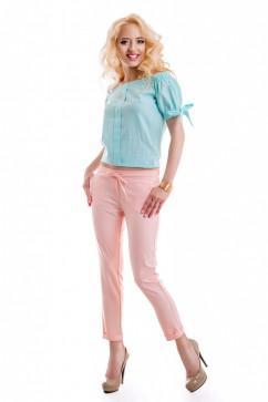 Женские брюки из тиара LiPar 904