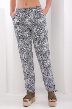 Женские брюки на резинке MarSe 1776