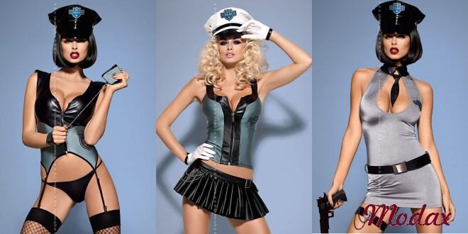 костюм для полицейской