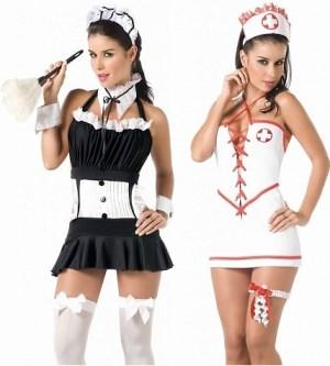 эротические костюмы